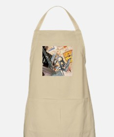 In Search of Light BBQ Apron