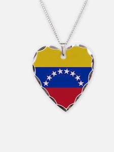 Flag of Venezuela Necklace