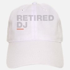 Retired DJ Baseball Baseball Cap