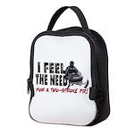 Two Stroke Fix Neoprene Lunch Bag