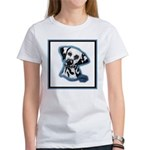 Dalmatian Head Study Women's T-Shirt