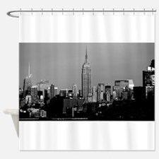 Empire State New York City - Pro Ph Shower Curtain