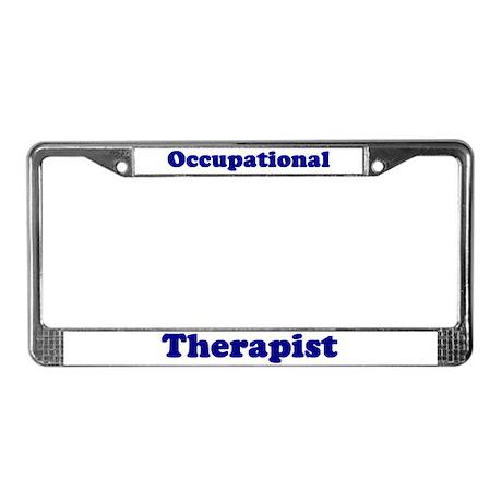 OT License Plate Frame License Plate Frame