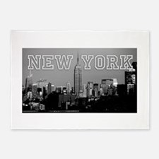 Empire State New York City - Pro Ph 5'x7'Area Rug