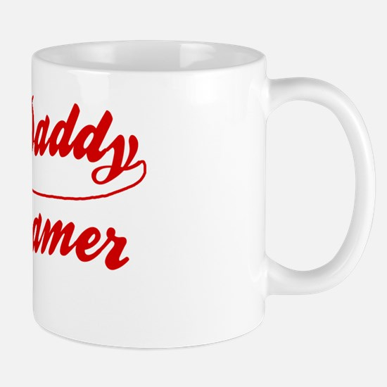 My Daddy Is A Gamer Mug