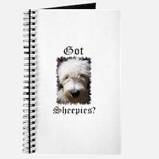 Got Sheepies? Journal