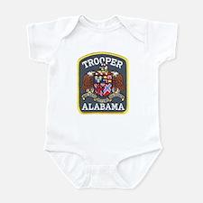 Alabama Trooper Onesie