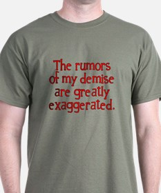 The Rumors... T-Shirt