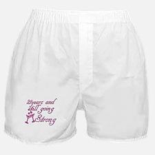 21 years anniversary Boxer Shorts