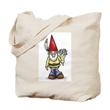 Good with Girls Gnome Tote Bag
