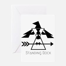 Standing Rock Greeting Cards