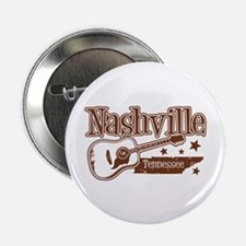 Nashville Tennessee Button