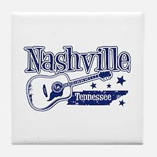 Nashville Tennessee Tile Coaster