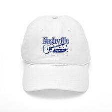 Nashville Tennessee Baseball Cap