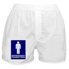 Transmitters Boxer Shorts