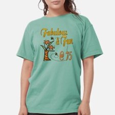 Floral 75th T-Shirt