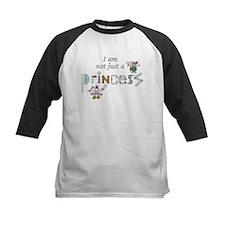 not just a princess Baseball Jersey