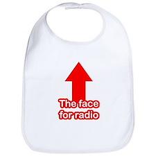 The Face for Radio Bib