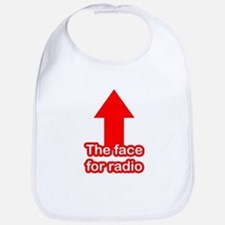 The Face for Radio Bib