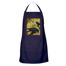 Nevermore Apron (dark)