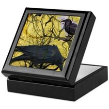 Nevermore Keepsake Box