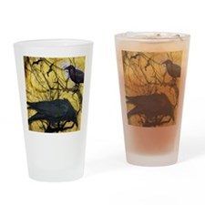Nevermore Drinking Glass