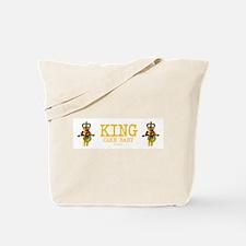 King Cake Baby Tote Bag