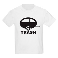 Trailor Trash Kids T-Shirt