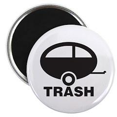 Trailor Trash Magnet