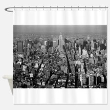 Empire State New York City-Pro Phot Shower Curtain