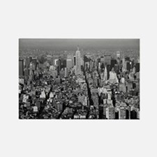 Empire State New York City-Pro Ph Rectangle Magnet