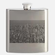 Empire State New York City-Pro Photo Flask