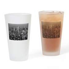 Empire State New York City-Pro Phot Drinking Glass