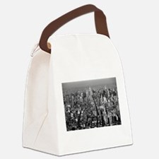 Empire State New York City-Pro Ph Canvas Lunch Bag
