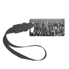 Empire State New York City-Pro P Luggage Tag
