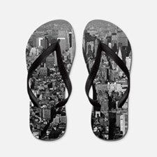 Empire State New York City-Pro Photo Flip Flops