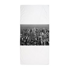 Empire State New York City-Pro Photo Beach Towel