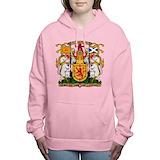 Scotland coat of arms Hooded Sweatshirt