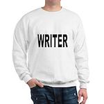 Writer (Front) Sweatshirt