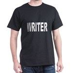Writer (Front) Dark T-Shirt