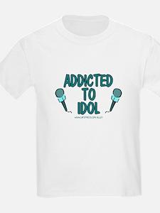 Addicted To Idol Kids T-Shirt