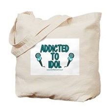 Addicted To Idol Tote Bag