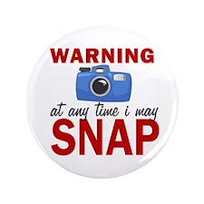 "Warning Snap 3.5"" Button"