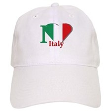 I love Italy Baseball Cap