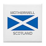 Motherwell Scotland Tile Coaster