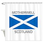 Motherwell Scotland Shower Curtain