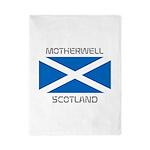 Motherwell Scotland Twin Duvet