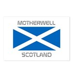 Motherwell Scotland Postcards (Package of 8)