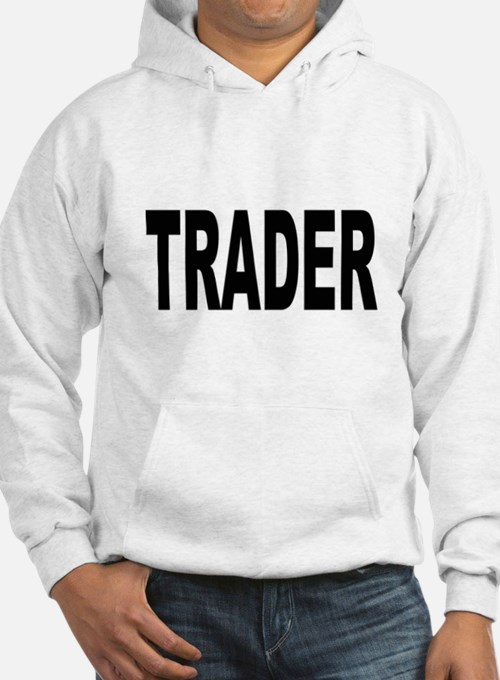 Trader (Front) Hoodie