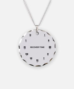 Recovery Time Necklace